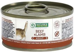 Nature's Protection Adult Beef&Lamb