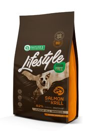 NP Lifestyle Grain Free Salmon with Krill Junior All Breeds