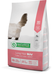 Nature's Protection Long hair