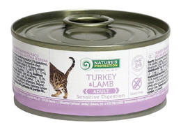 Nature's Protection Sensitive Digestion Turkey&Lamb