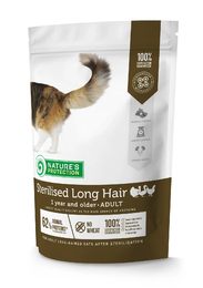 Nature's Protection Sterilised Long Hair