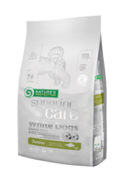 NP Superior Care White Dogs Grain Free Junior Small and Mini Breeds