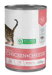 Nature's Protection with Сhicken & Сheese