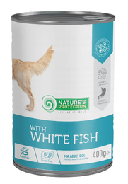 Nature's Protection with White Fish