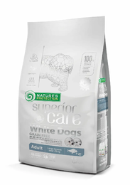 Superior Care White Dogs Grain Free White Fish Adult Large Breeds