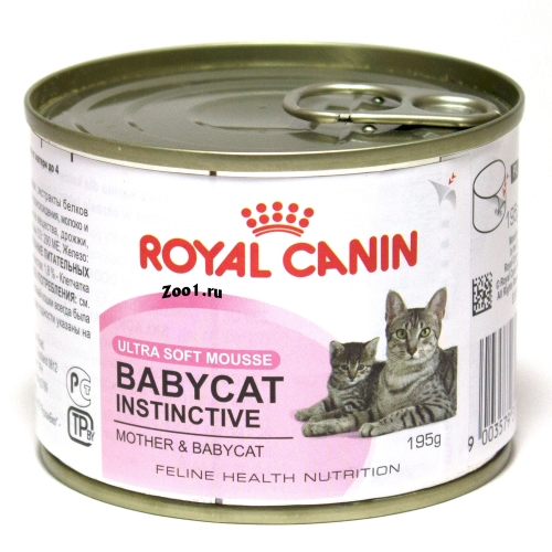 консерва royal canin babycat