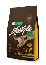 NP Lifestyle Grain Free Salmon with krill Starter For Puppies