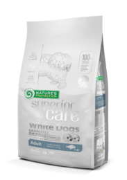 NP Superior Care White Dogs Grain Free Adult Small and Mini Breeds