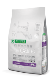 NP Superior Care White Dogs Grain Free Junior All Breeds