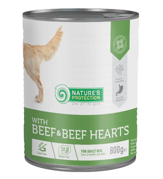 Nature's Protection with Beef & Beef Hearts